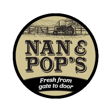 Delivery Van - Nan and Pop's Fruit Shop